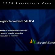 2008 President's Club