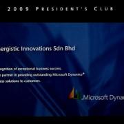 2009 President's Club