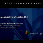 2010 President's Club